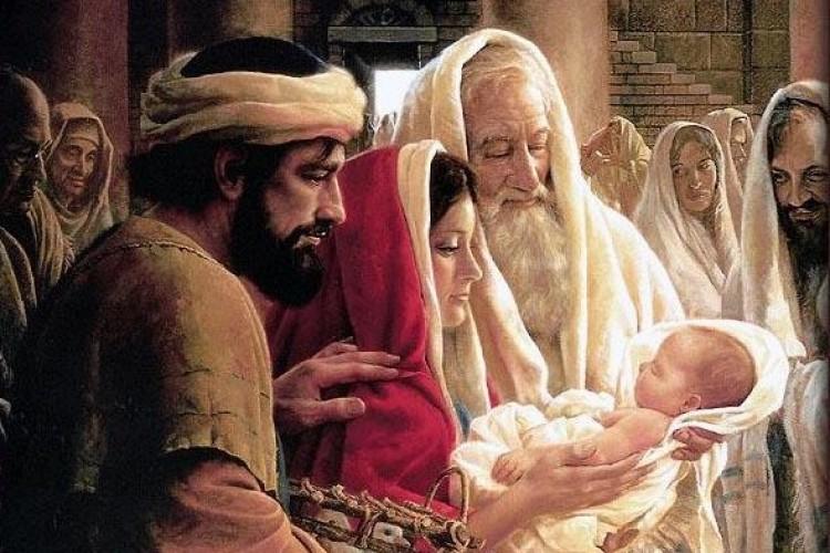 Apresentação de Jesus, Purificação de Maria, Nossa Senhora da Luz, Candelária?