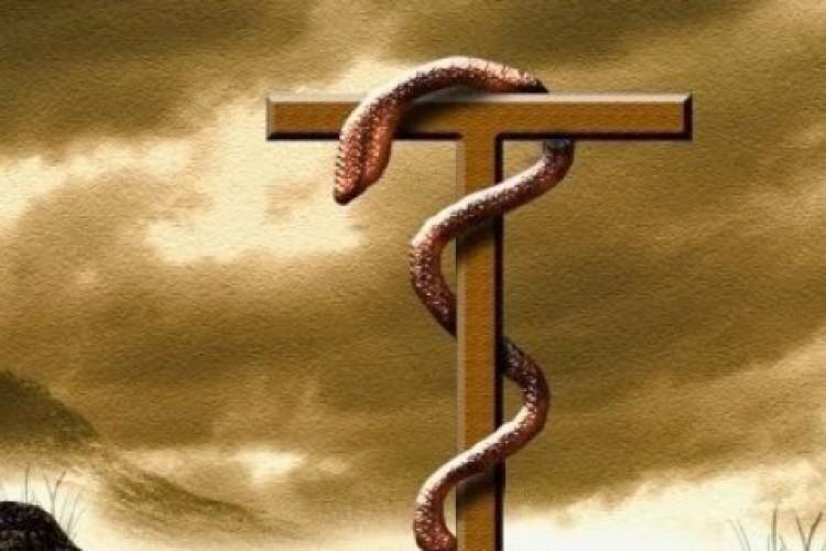 Serpente e Cruz