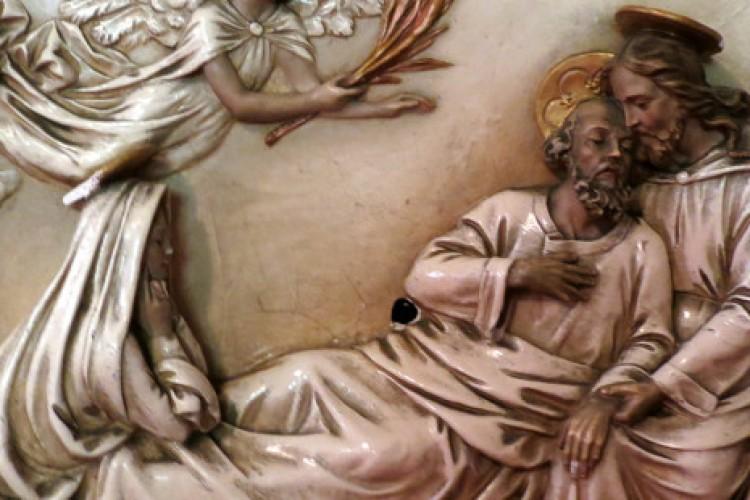 Onde está o corpo de São José?