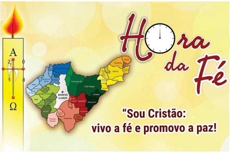 Arquidiocese de Montes Claros realiza Projeto Hora da Fé 2018