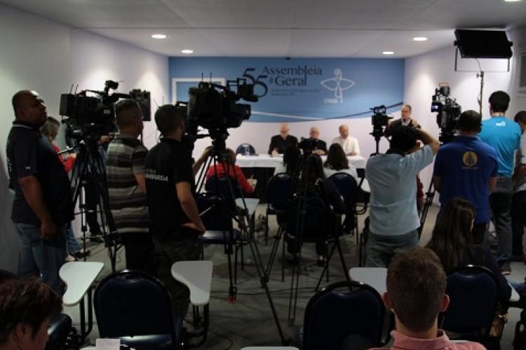 Mutirão de profissionais fará a cobertura jornalística da Assembleia Geral da CNBB