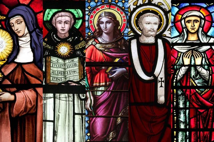 5 Santos que não se dava bem com suas famílias